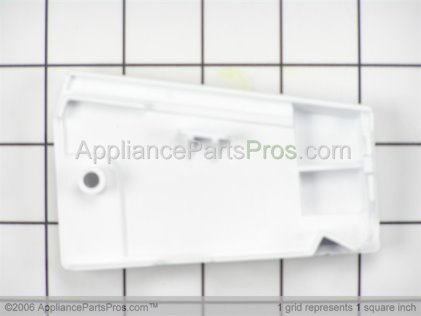 Whirlpool End Cap Right Handle (white) 9751040FW from AppliancePartsPros.com