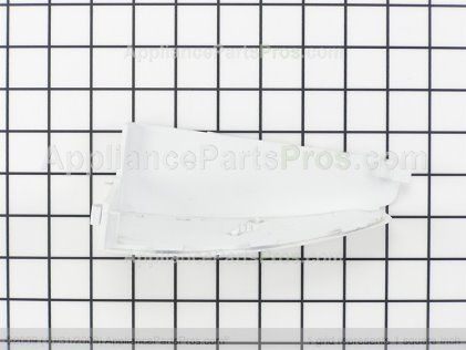 Whirlpool End Cap (rt) (wht) 21001523 from AppliancePartsPros.com