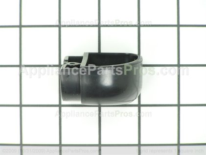 Whirlpool End Cap, Vent (rt-Blk) 74004365 from AppliancePartsPros.com