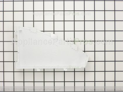 Whirlpool End Cap (wht Lt) 21001546 from AppliancePartsPros.com