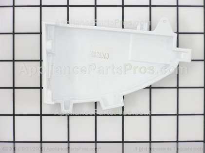 Whirlpool Endcap 9760456WH from AppliancePartsPros.com