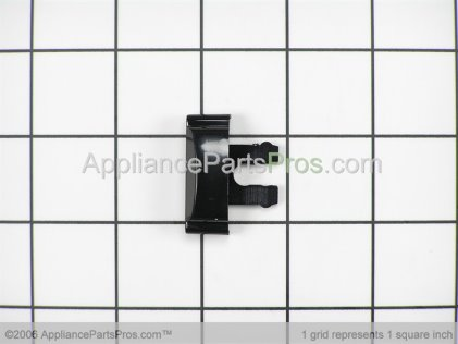 Whirlpool Endcap (black) 2194778B from AppliancePartsPros.com