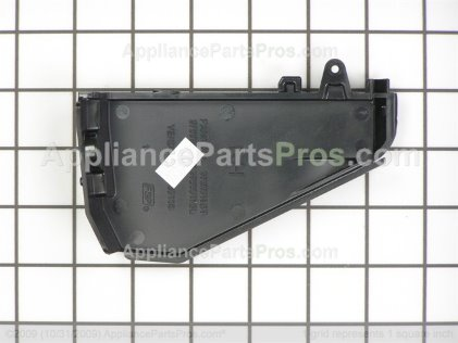 Whirlpool Endcap (black Rh) 9756611BL from AppliancePartsPros.com