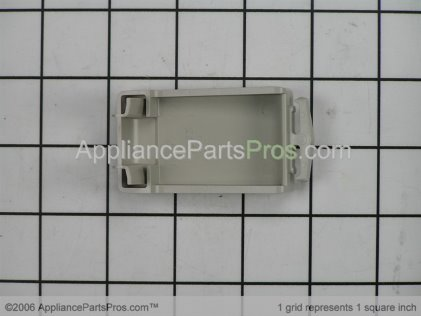 Whirlpool Endcap (brown) 67213-1 from AppliancePartsPros.com