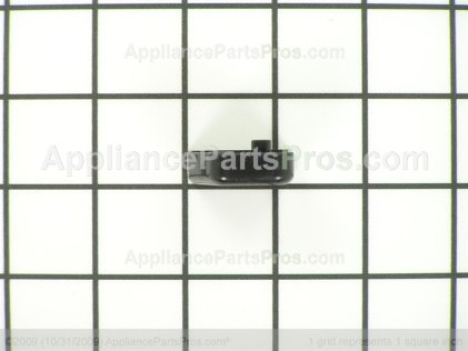 Whirlpool Endcap Filler, Right Side (black) 2185656B from AppliancePartsPros.com