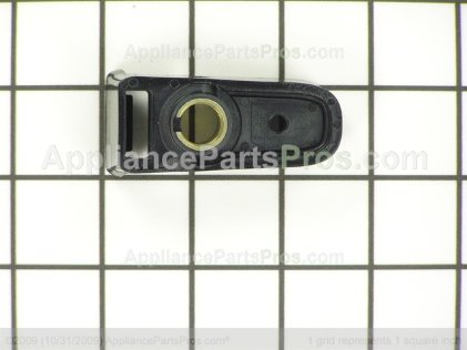 Whirlpool Endcap-Handle Lh Blk W10131028 from AppliancePartsPros.com