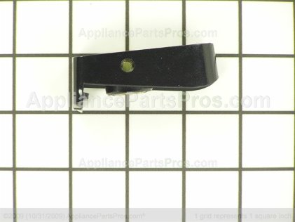 Whirlpool Endcap-Handle Rh Blk W10130962 from AppliancePartsPros.com