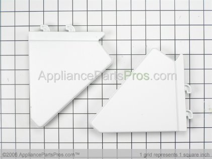 Whirlpool Endcap Kit 285846 from AppliancePartsPros.com