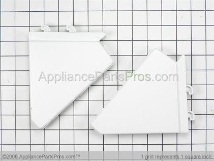 Whirlpool Endcap Kit 285846 from AppliancePartsPros.com