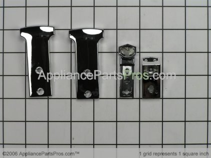 Whirlpool Endcap Kit 819342 from AppliancePartsPros.com