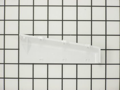 Whirlpool Endcap(lh) (white) 8562598 from AppliancePartsPros.com