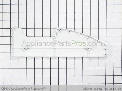Whirlpool Endcap Lh/wht (pri) 74004549 from AppliancePartsPros.com