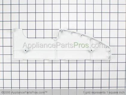 Whirlpool Endcap Lh/wht (pri) 74004549 from AppliancePartsPros.com
