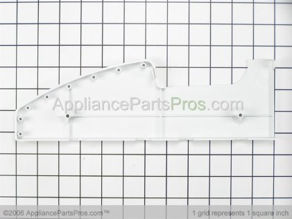 Whirlpool Endcap Rh/wht (pri) 74004548 from AppliancePartsPros.com