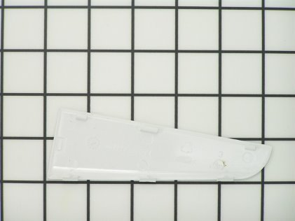 Whirlpool Endcap, Right Side (white) 8181853 from AppliancePartsPros.com