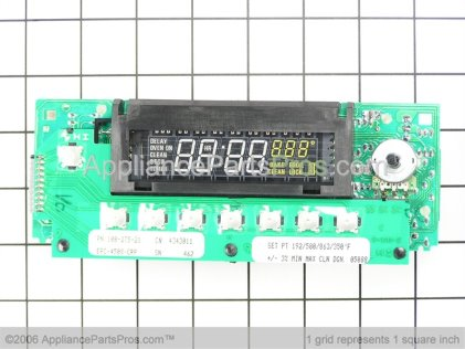 Whirlpool Erc-Control 4343011 from AppliancePartsPros.com