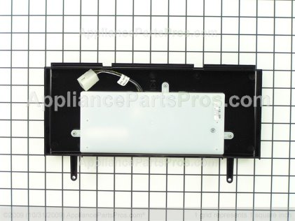 Whirlpool Escutcheon Assy. (blk 61006285 from AppliancePartsPros.com