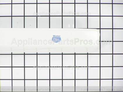 Whirlpool Escutcheon W10388657 from AppliancePartsPros.com