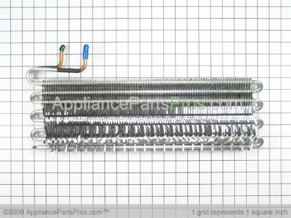 Whirlpool Evap/heat Exchange Assembly 15 & 17 12001396 from AppliancePartsPros.com