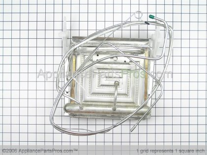 Whirlpool Evaporator 2181076 from AppliancePartsPros.com