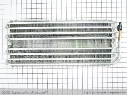 Whirlpool Evaporator 69822-7 from AppliancePartsPros.com