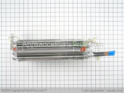 Whirlpool Evaporator Assy. 67001895 from AppliancePartsPros.com