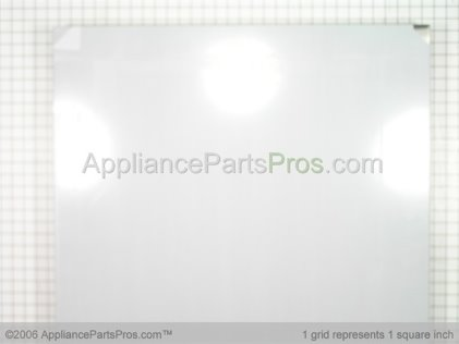 Whirlpool Exterior Door (includes Insulation) (stainless Steel) 4390926 from AppliancePartsPros.com