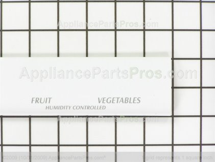 Whirlpool Extr, Front Crisper 67003879 from AppliancePartsPros.com