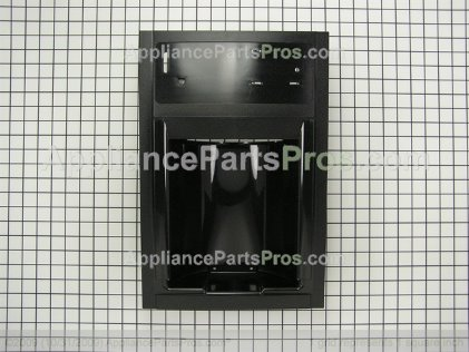 Whirlpool Facade (blk) 67005531 from AppliancePartsPros.com