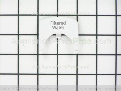 Whirlpool Facade, Dispenser Top 67005674 from AppliancePartsPros.com