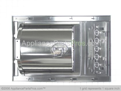 Whirlpool Facade-Ja 5B Mech~blk 67004517 from AppliancePartsPros.com