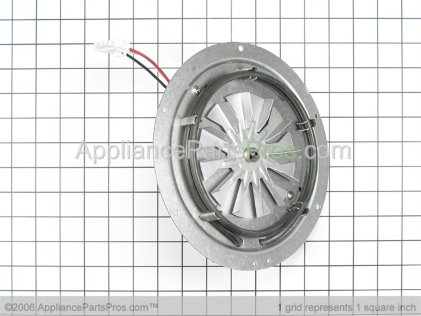 Whirlpool Fan Asy., Convect 74011177 from AppliancePartsPros.com