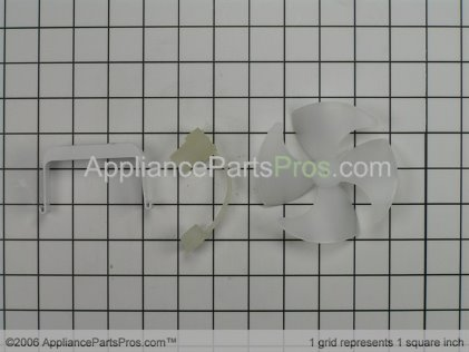 Whirlpool Fan Blade 8201663 from AppliancePartsPros.com