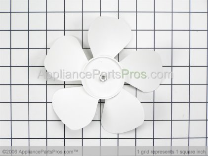 Whirlpool Fan Blade 830428 from AppliancePartsPros.com