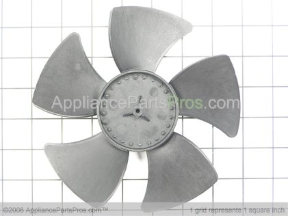 Whirlpool Fan Blade W10156818 from AppliancePartsPros.com