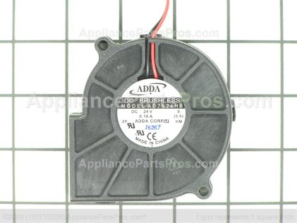 Whirlpool Fan-Motor 8194098 from AppliancePartsPros.com