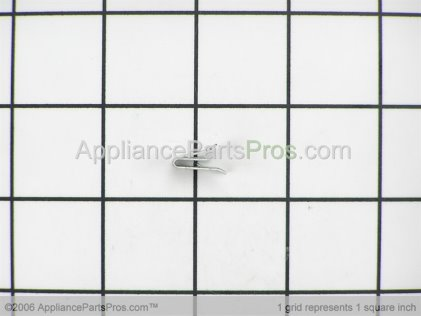 Whirlpool Fastener, Access Cover Hook 33002037 from AppliancePartsPros.com