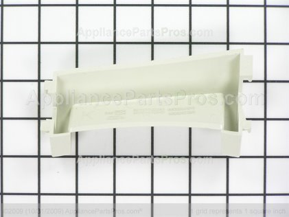 Whirlpool Filler Handle (lh) (biscuit) 3979772 from AppliancePartsPros.com