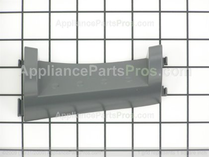Whirlpool Filler Handle (lh) (pewter) 3980082 from AppliancePartsPros.com