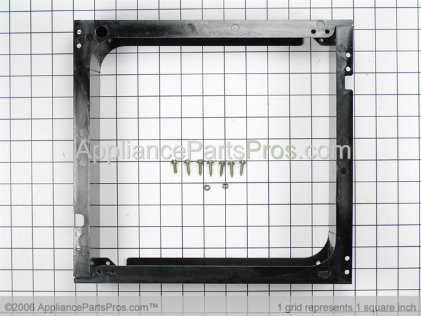 Whirlpool Filler Panel Kit (black Models) 99401 from AppliancePartsPros.com