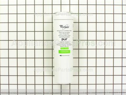 Whirlpool Refrigerator Water Filter 4396395P from AppliancePartsPros.com