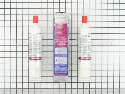 Whirlpool Refrigerator Water Filter 2 Pack 4396510P from AppliancePartsPros.com