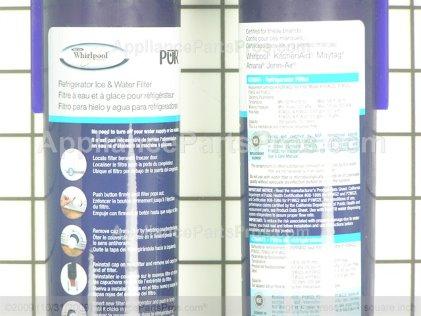 Whirlpool Refrigerator Water Filter 2 Pack 4396841P from AppliancePartsPros.com