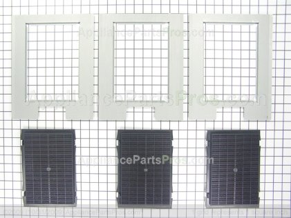 Whirlpool Carbon Filter 3 Pack 49001170 from AppliancePartsPros.com