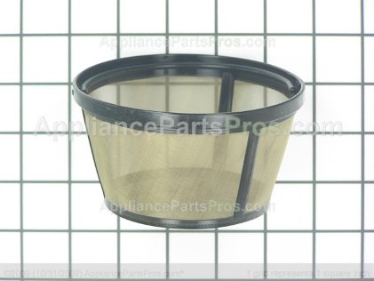 Whirlpool Filter, Goldtone 8211961 from AppliancePartsPros.com