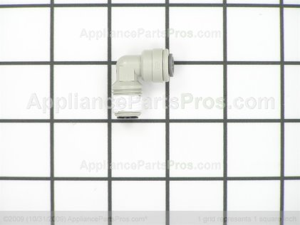 Whirlpool Fitting, Water Filte 67001351 from AppliancePartsPros.com
