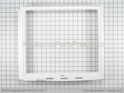 Whirlpool Frame, Crisper Shelf 67004140 from AppliancePartsPros.com