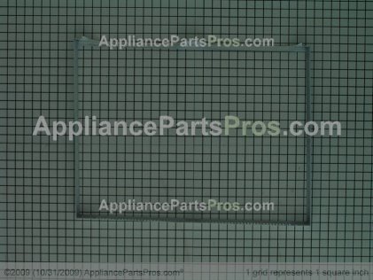 Whirlpool Frame, Door (wht) 71001830 from AppliancePartsPros.com