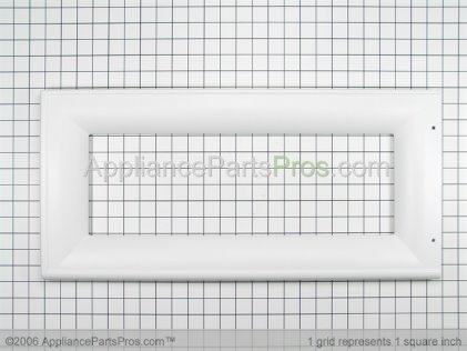 Whirlpool Frame, Outer (white) 8169464 from AppliancePartsPros.com