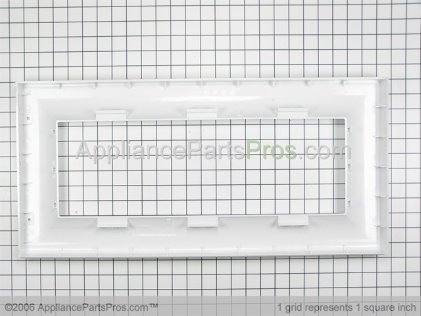 Whirlpool Frame, Outer (white) 8169481 from AppliancePartsPros.com